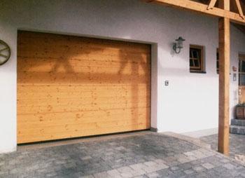 Uchylne i segmentowe bramy garażowe